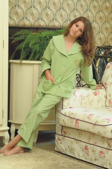 Pijama Junior pentru copii – varianta fete