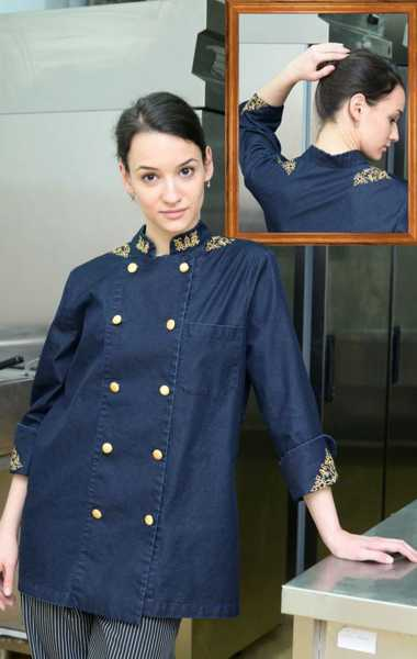 Bluza luxury denim pentru femei