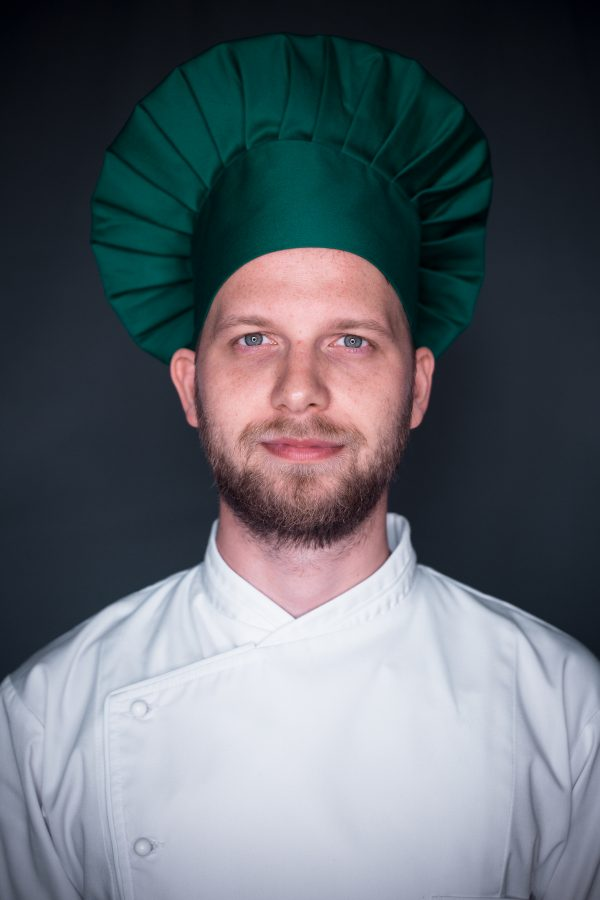 Bonetă Chef Color