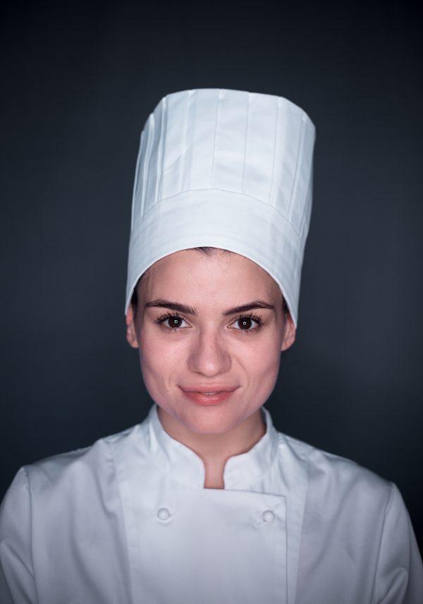 Bonetă Chef dreaptă